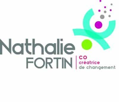 Logo Nathalie Fortin - Cocréatrice de changement